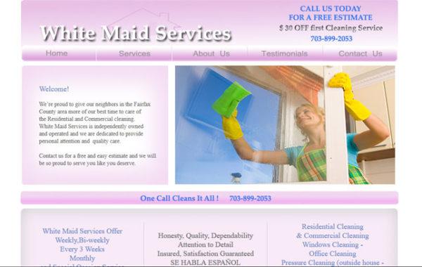 Housekeeping Company Template