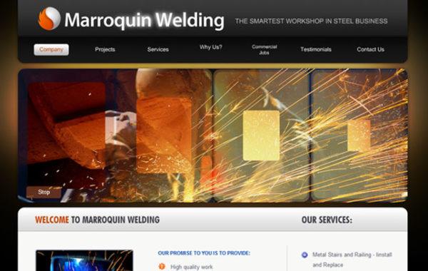 MARROQUIN WELDING