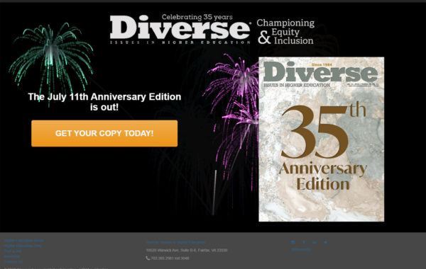 CMA Publishing (Diverse: Issues in Higher Education)